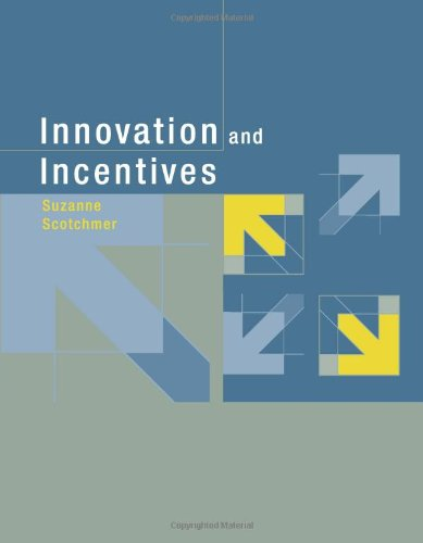9780262195157: Innovation and Incentives
