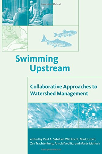 9780262195201: Swimming Upstream: Collaborative Approaches to Watershed Management (American and Comparative Environmental Policy)