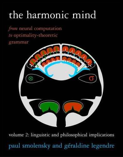 9780262195270: The Harmonic Mind, Volume 2: From Neural Computation to Optimality-Theoretic Grammar: Linguistic and Philosophical Implications: Linguistic and Philosophical Implications v. 2