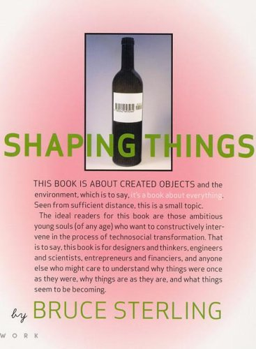 9780262195331: Shaping Things (Mediaworks Pamphlets)