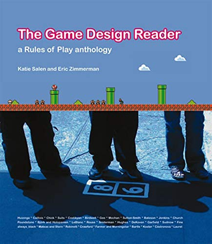 9780262195362: The Game Design Reader: A Rules of Play Anthology (MIT Press)