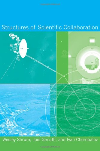 9780262195591: Structures of Scientific Collaboration (Inside Technology)
