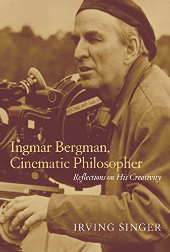9780262195638: Ingmar Bergman, Cinematic Philosopher: Reflections on His Creativity (Irving Singer Library)