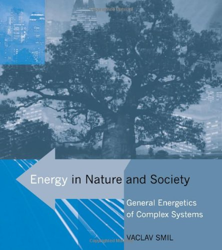 9780262195652: Energy in Nature and Society: General Energetics of Complex Systems