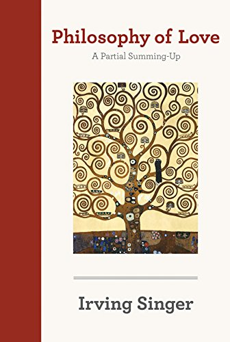 9780262195744: Philosophy of Love: A Partial Summing-Up (The Irving Singer Library)