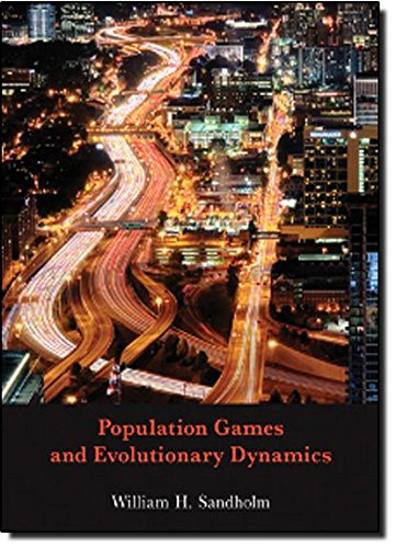 9780262195874: Population Games and Evolutionary Dynamics