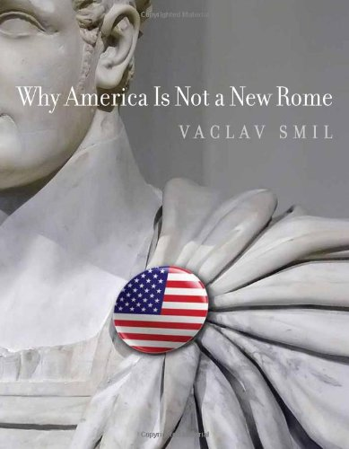 9780262195935: Why America Is Not a New Rome