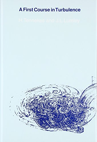 9780262200196: A First Course in Turbulence