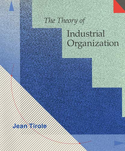 9780262200714: The Theory of Industrial Organization (MIT Press)