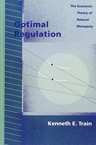 9780262200844: Optimal Regulation: The Economic Theory of Natural Monopoly