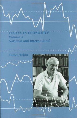 Essays in Economics V 4 – National & International [Jul 31, 1996] Tob.