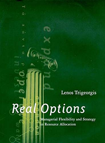 9780262201025: Real Options - Managerial Flexibility & Strategy in Resource Allocation