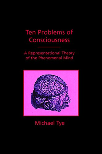 9780262201032: Ten Problems of Consciousness: A Representational Theory of the Phenomenal Mind