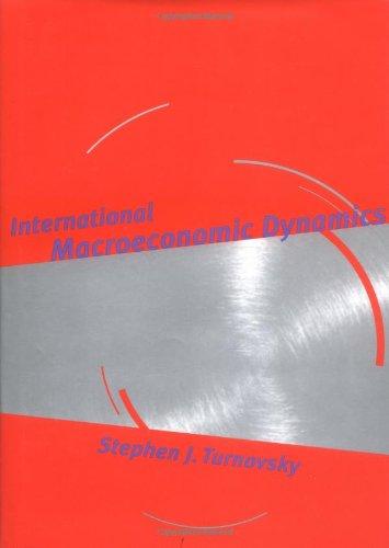 9780262201117: International Macroeconomic Dynamics