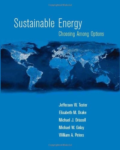 9780262201537: Sustainable Energy: Choosing Among Options
