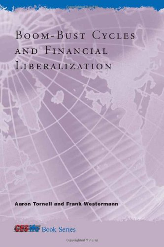 9780262201599: Boom-Bust Cycles and Financial Liberalization (CESifo Book Series)