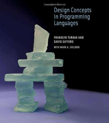 9780262201759: Design Concepts in Programming Languages (MIT Press)