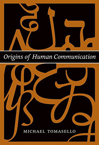 9780262201773: Origins of Human Communication: 0 (Bradford Books)