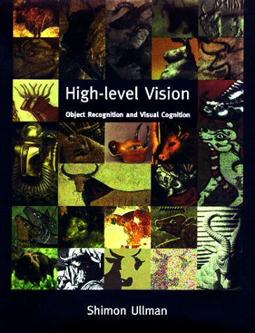 9780262210133: High-Level Vision: Object Recognition and Visual Cognition
