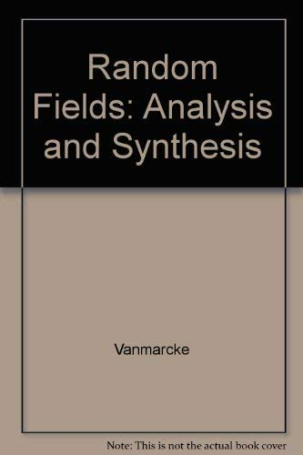 9780262220262: Random Fields: Analysis and Synthesis