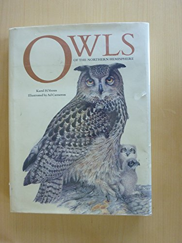9780262220354: Voous: Owls of the Northern Hemisphere