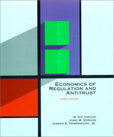 9780262220620: Economics of Regulation and Antitrust - 3rd Edition