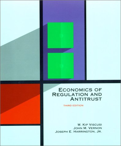 9780262220620: Economics of Regulation and Antitrust - 3rd Edition