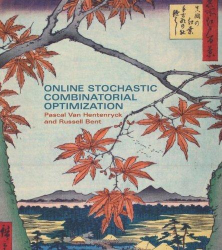 9780262220804: Online Stochastic Combinatorial Optimization