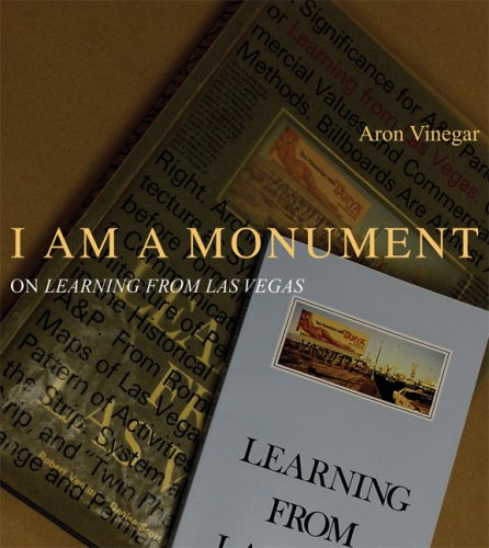 I AM A MONUMENT: On Learning from: Aron Vinegar