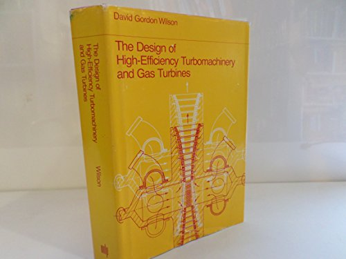 9780262231145: The Design of High-Efficiency Turbomachinery and Gas Turbines