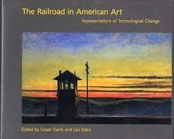 9780262231268: Railroad in American Art: Representations of Technological Change