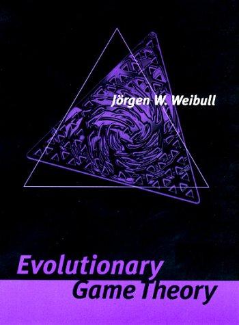 9780262231817: Evolutionary Game Theory