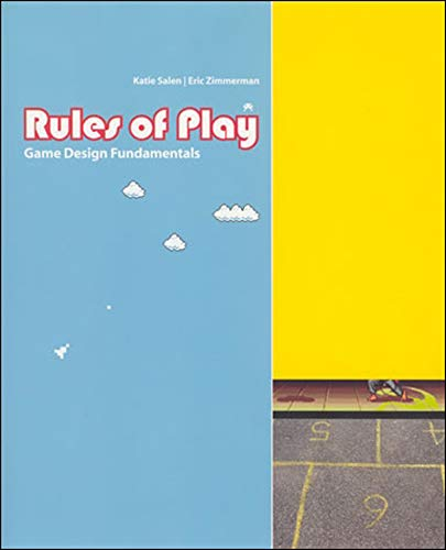 9780262240451: Salen, K: Rules of Play: Game Design Fundamentals (The MIT Press)
