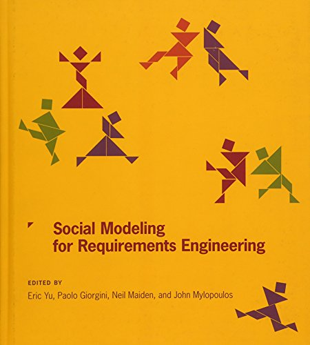 9780262240550: Social Modeling for Requirements Engineering (Information Systems)
