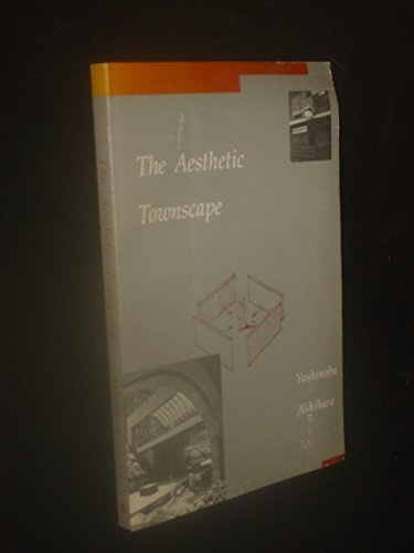 9780262510318: The Aesthetic Townscape