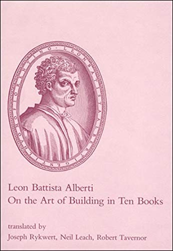 9780262510608: On the Art of Building in Ten Books (MIT Press)