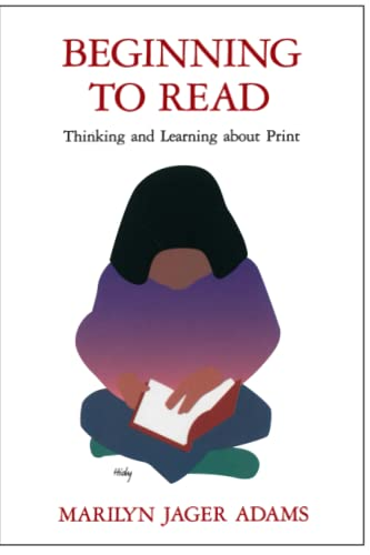 9780262510769: Beginning to Read: Thinking and Learning about Print