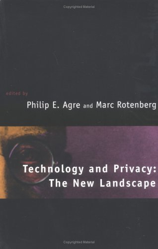 9780262511018: Technology and Privacy: The New Landscape