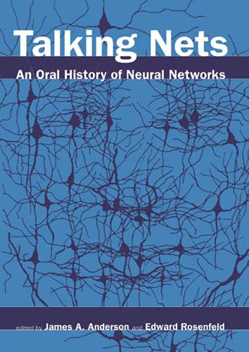 9780262511117: Talking Nets: An Oral History of Neural Networks