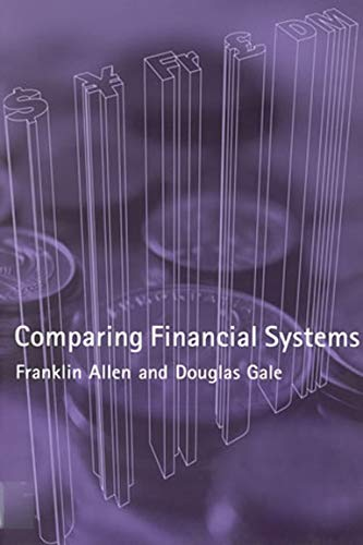 9780262511254: Comparing Financial Systems (MIT Press)