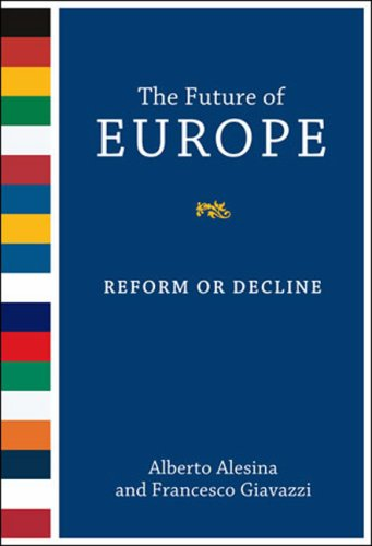 9780262512046: The Future of Europe: Reform or Decline (MIT Press)