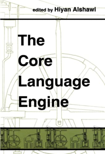 9780262512091: The Core Language Engine (ACL-MIT Series in Natural Language Processing)