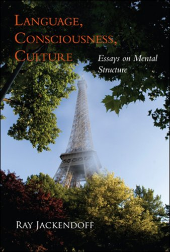 9780262512534: Language, Consciousness, Culture - Essays on Mental Structure