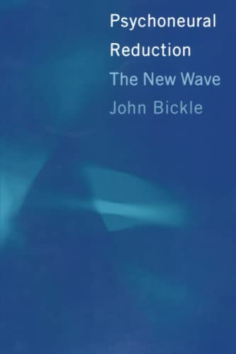 9780262512886: Psychoneural Reduction: The New Wave (Bradford Books)
