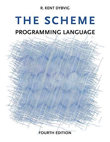 9780262512985: The Scheme Programming Language