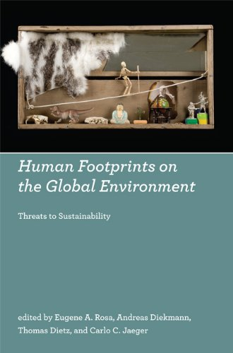 9780262512992: Human Footprints on the Global Environment: Threats to Sustainability (MIT Press)