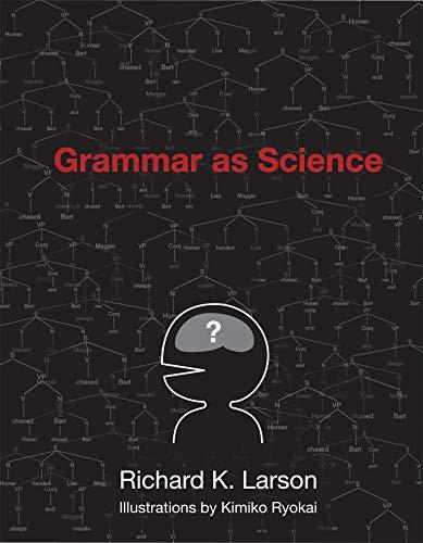9780262513036: Grammar as Science