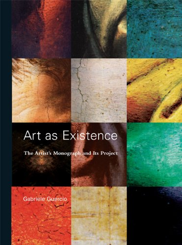 9780262513203: Art as Existence: The Artist's Monograph and Its Project (MIT Press)