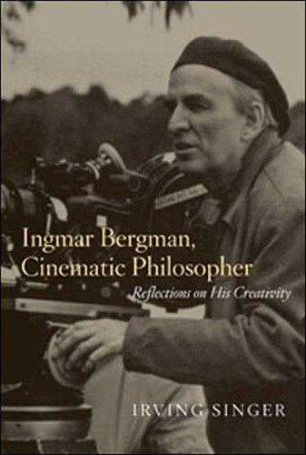 9780262513234: Ingmar Bergman, Cinematic Philosopher (Irving Singer Library)