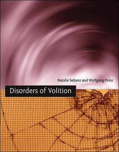 9780262513425: Disorders of Volition